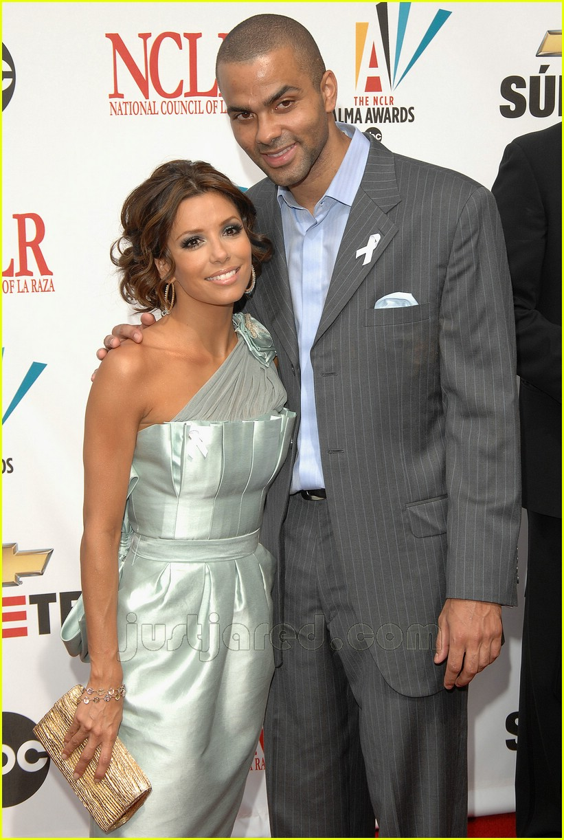 eva longoria ALMA awards 2007 76
