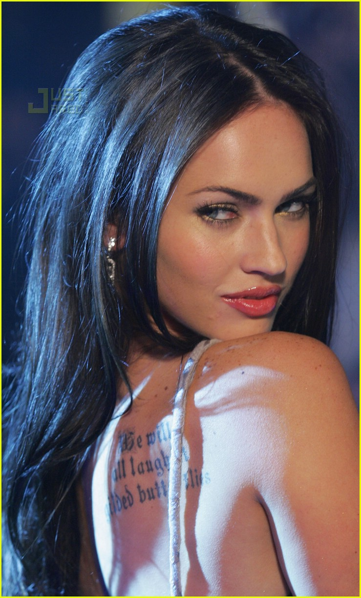 megan fox tattoos 25434781