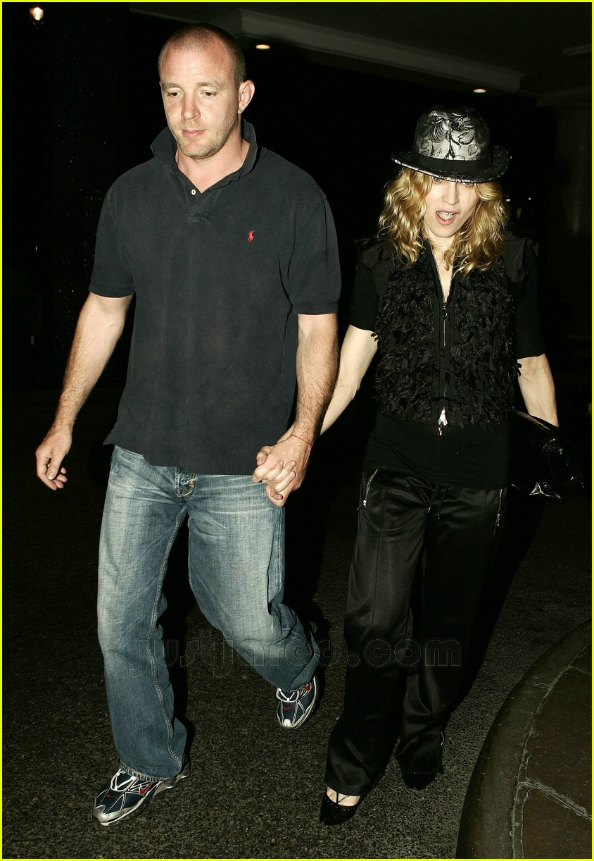 madonna justin timberlake dinner 02