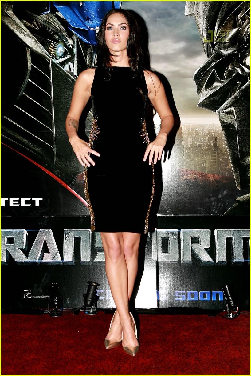 megan fox transformers premiere 08Transformers 2007 Megan Fox