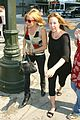 sienna miller red sunglasses 19