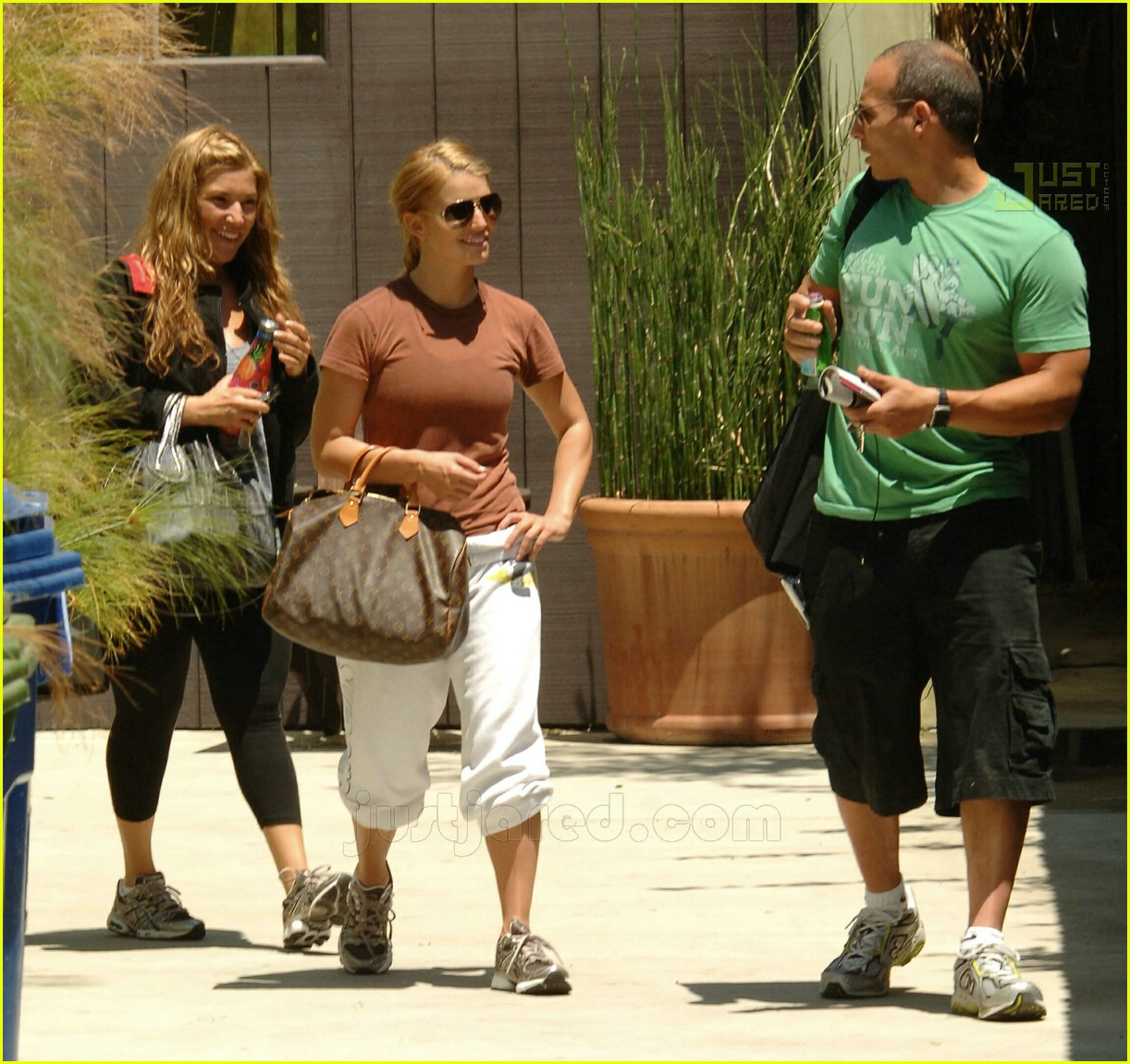jessica simpson working out 11