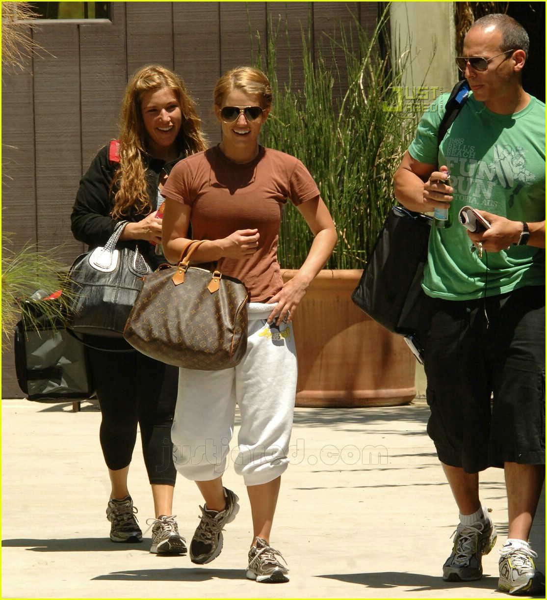 jessica simpson working out 12a