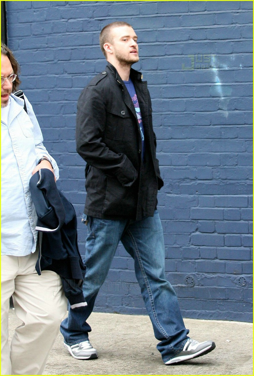 03 justin timberlake london recording studio