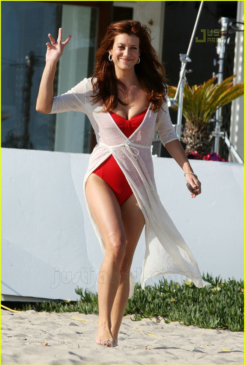 Kate Walsh is a Beach Babe: Photo 510741 | Kate Walsh Pictures | Just ...
