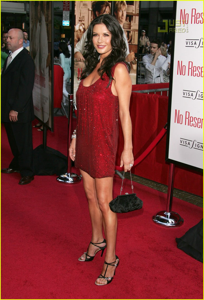 catherine zeta jones ungaro dress 04507491