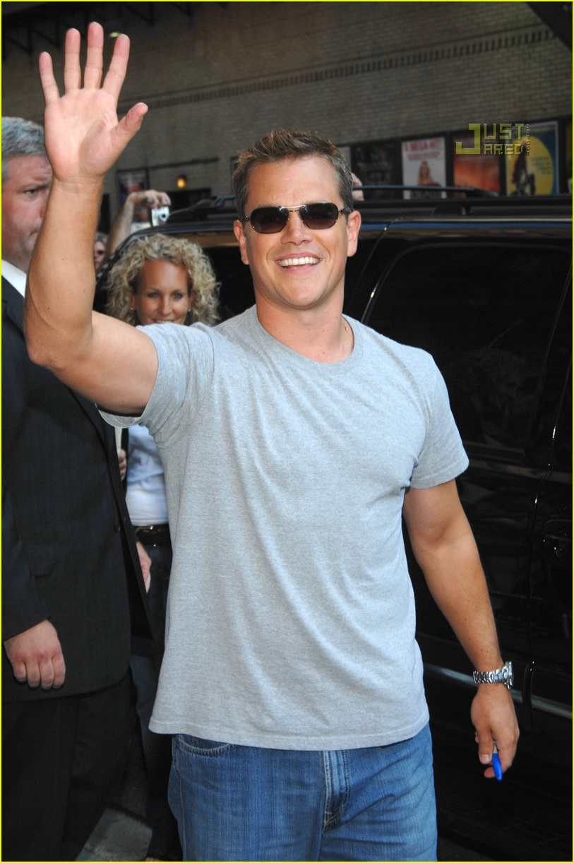 Full Sized Photo of ma... Matt Damon