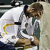 david beckham injured knee 11