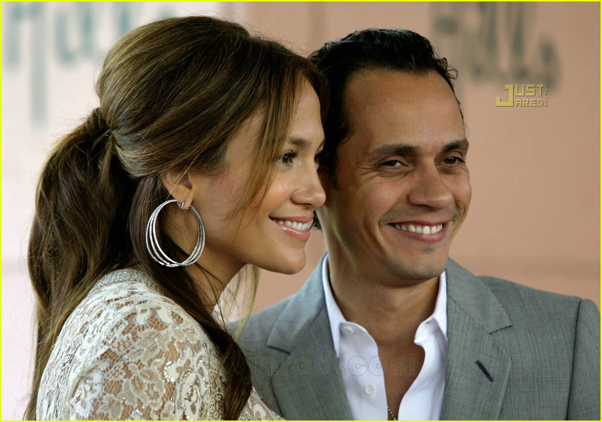 jennifer lopez marc anthony hfpa 06