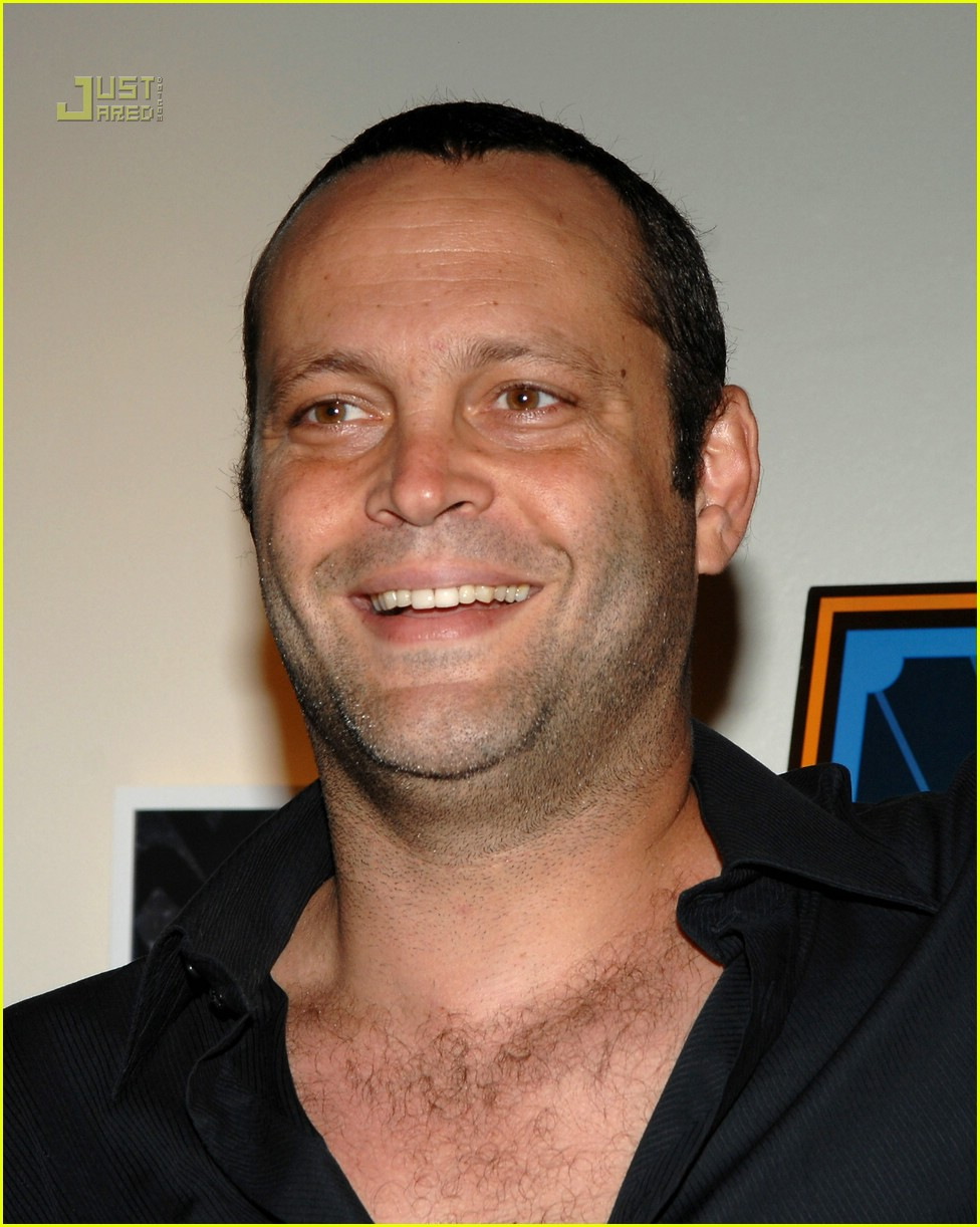 Vince Vaughn Bald And Not So Beautiful Photo 534681