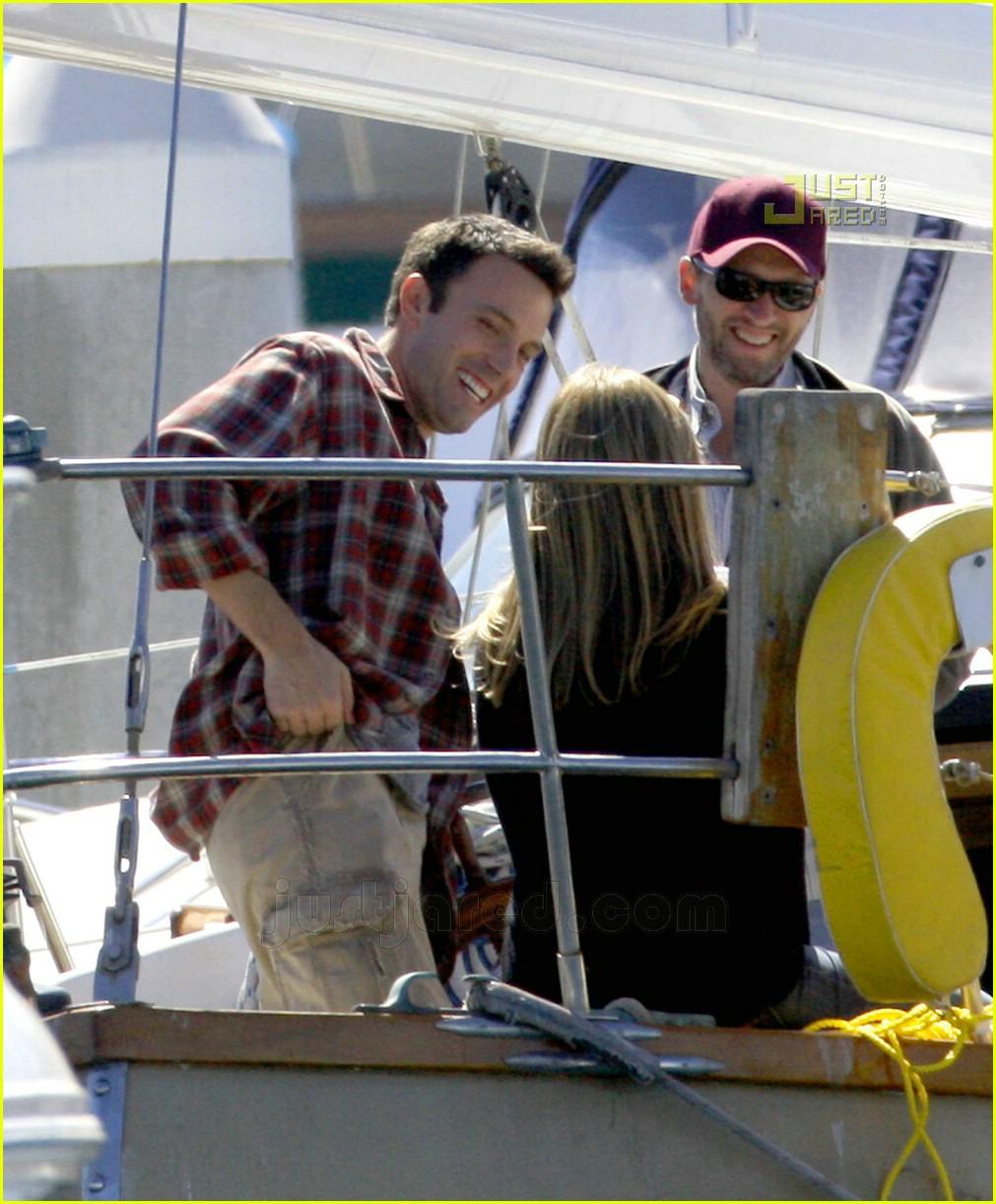 Ben Affleck Jennifer Aniston Ben Affleck Jennifer Aniston