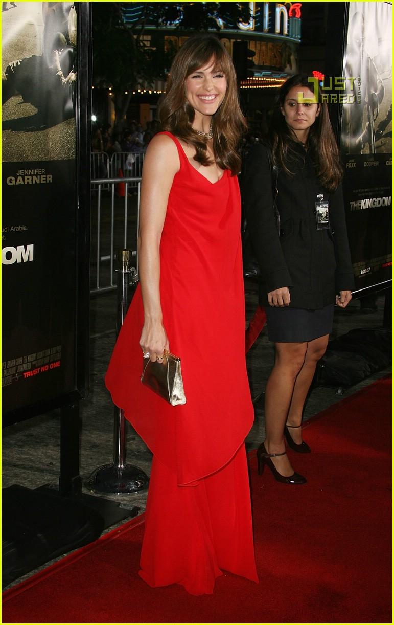 Jennifer Garner @ 'The Kingdom' Premiere: Photo 596241 ...
