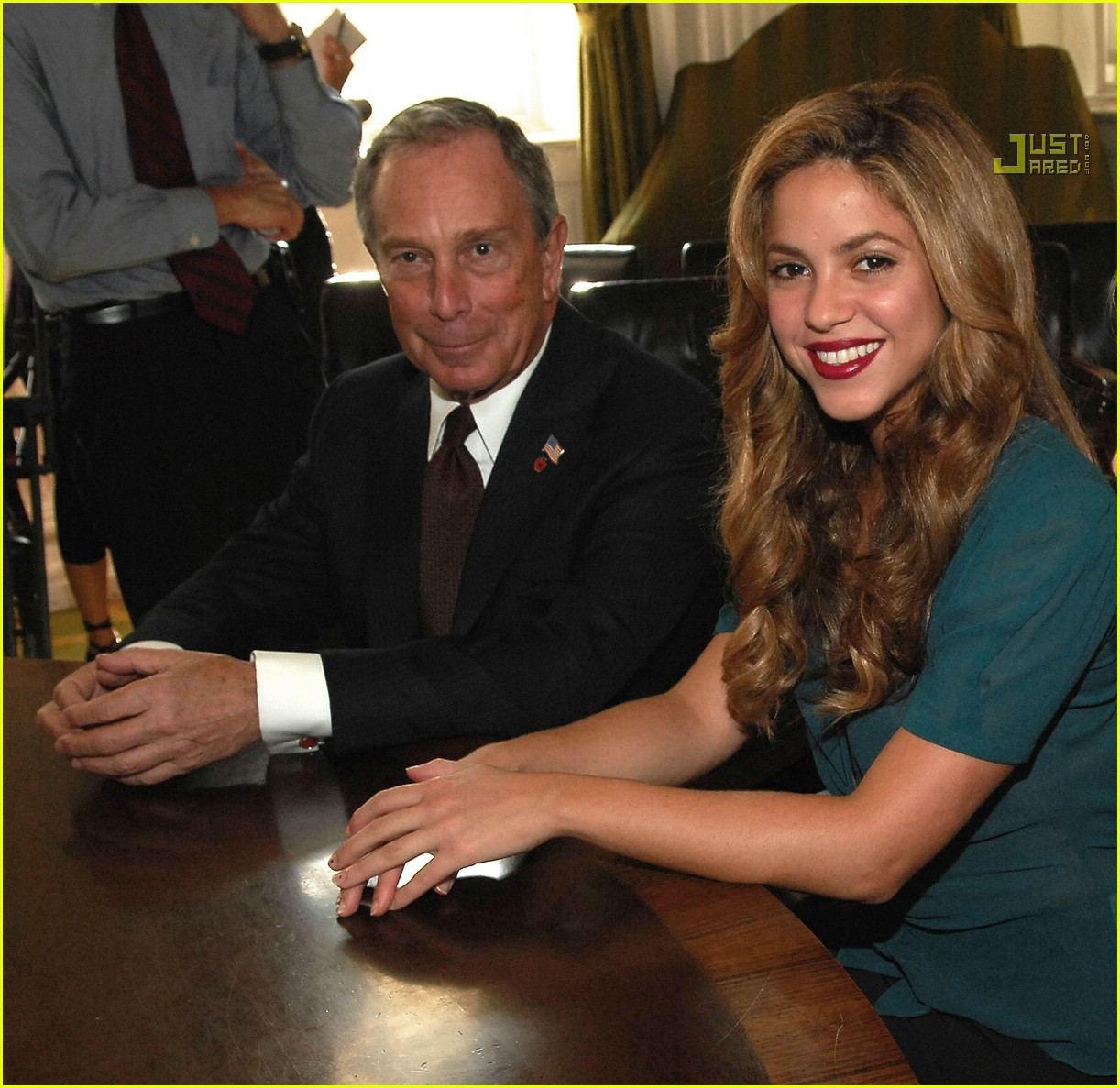 shakira mayor bloomberg 12619131