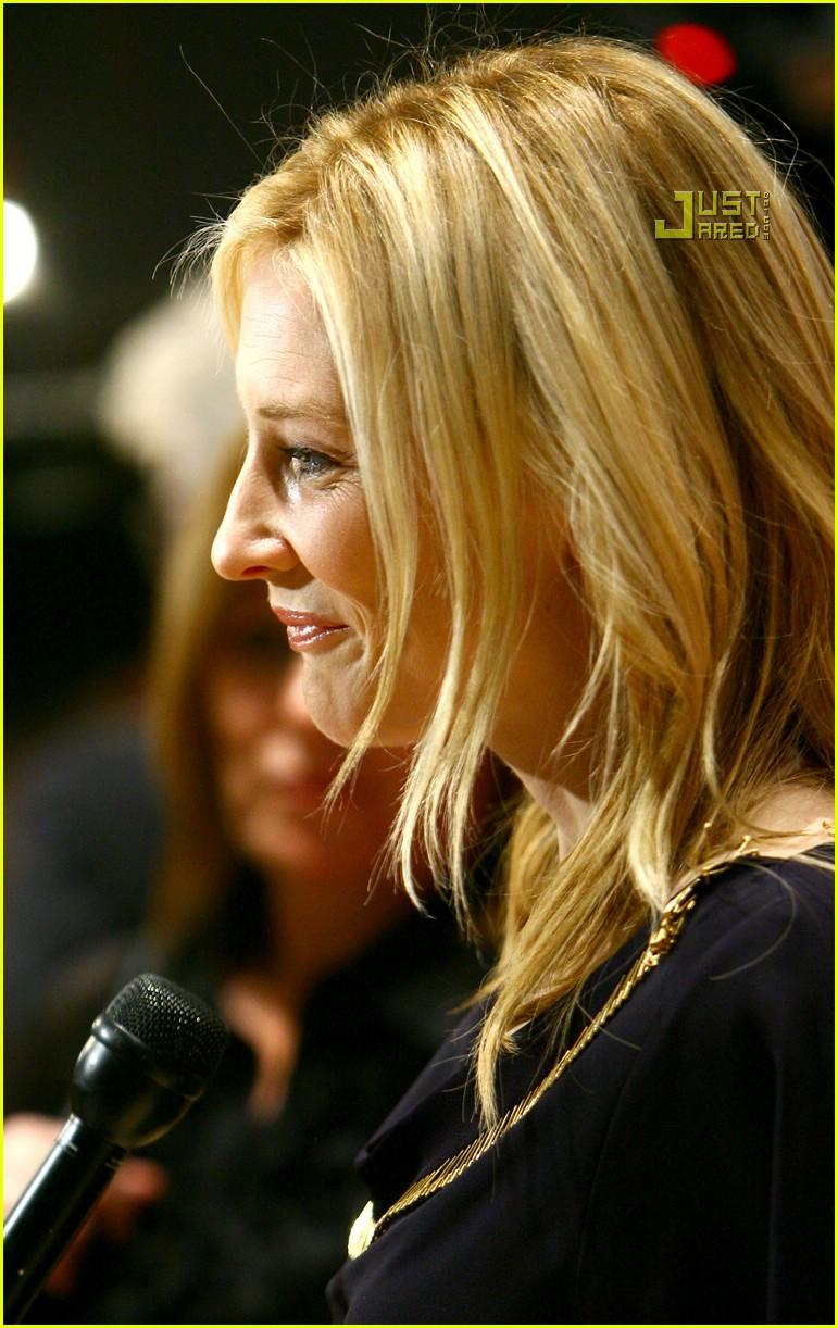 Cate Blanchett @ 'I'm Not There' Premiere Cate Blanchett