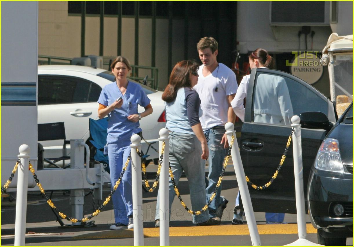 Grey\'s Anatomy Cast: Smokers \'R\' Us: Photo 627901 | Celebrity Babies ...