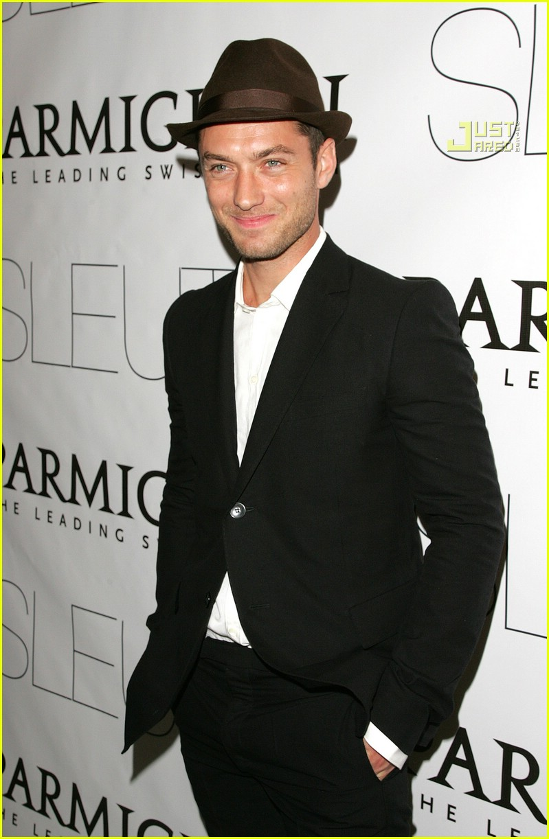 jude law sleuth premiere 11
