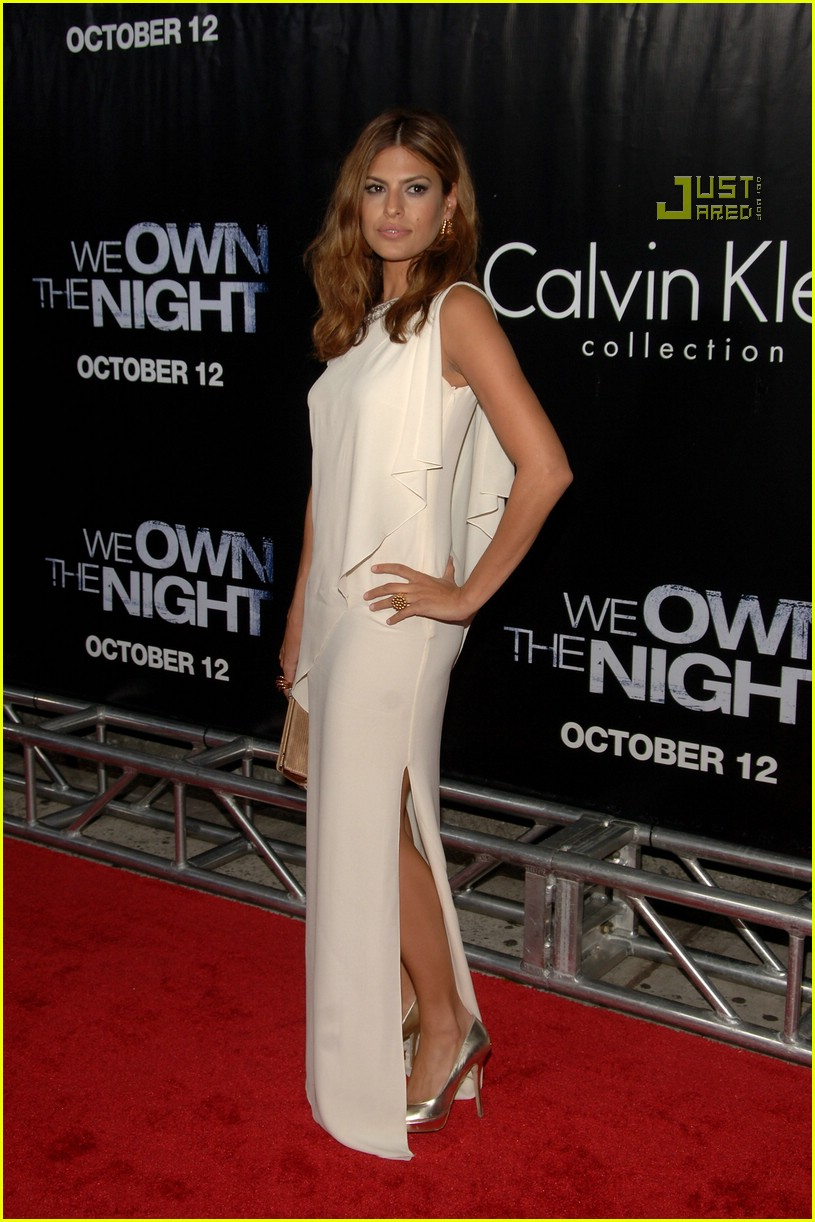 14 eva mendes we own the night premiere