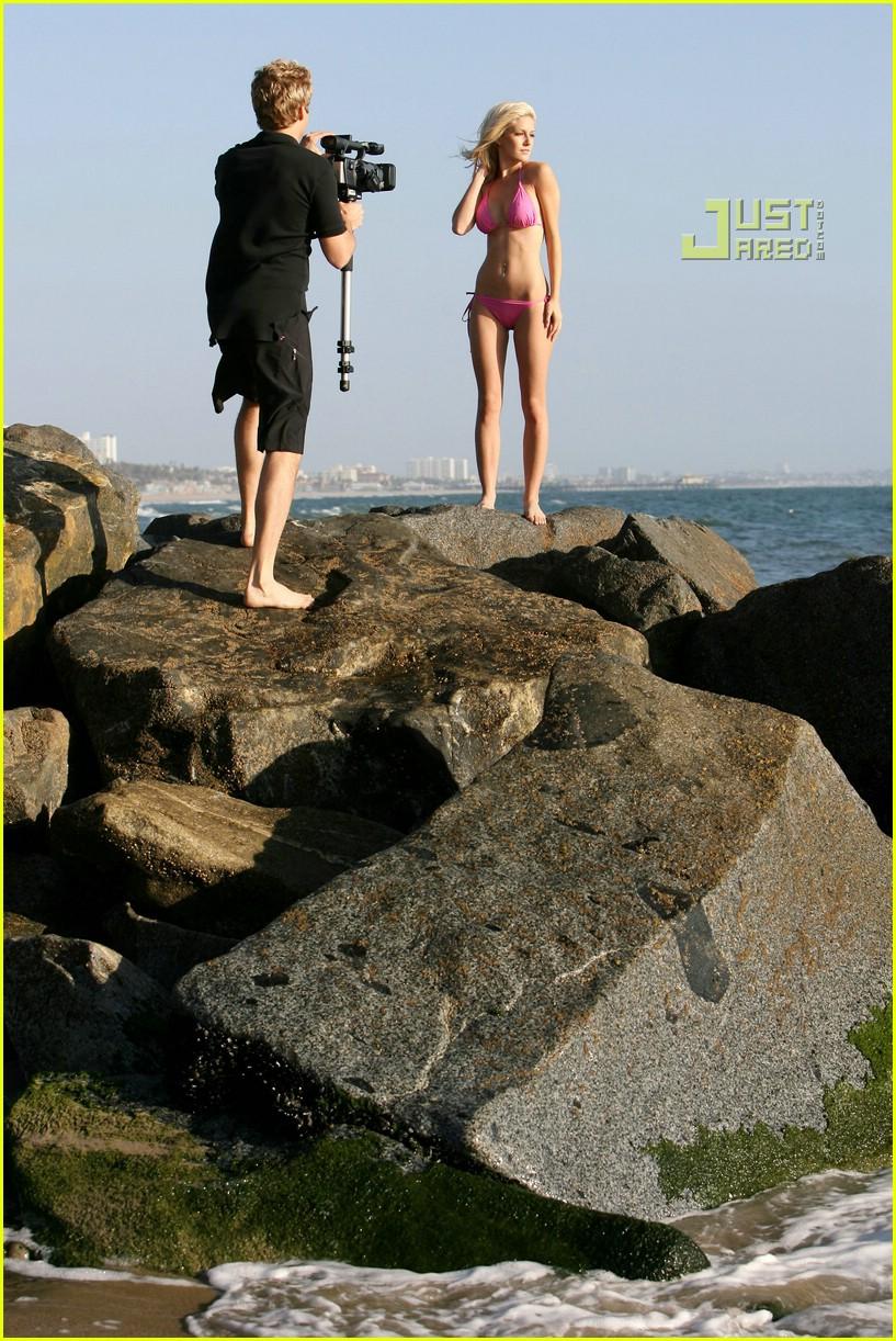 heidi montag bikini video 12