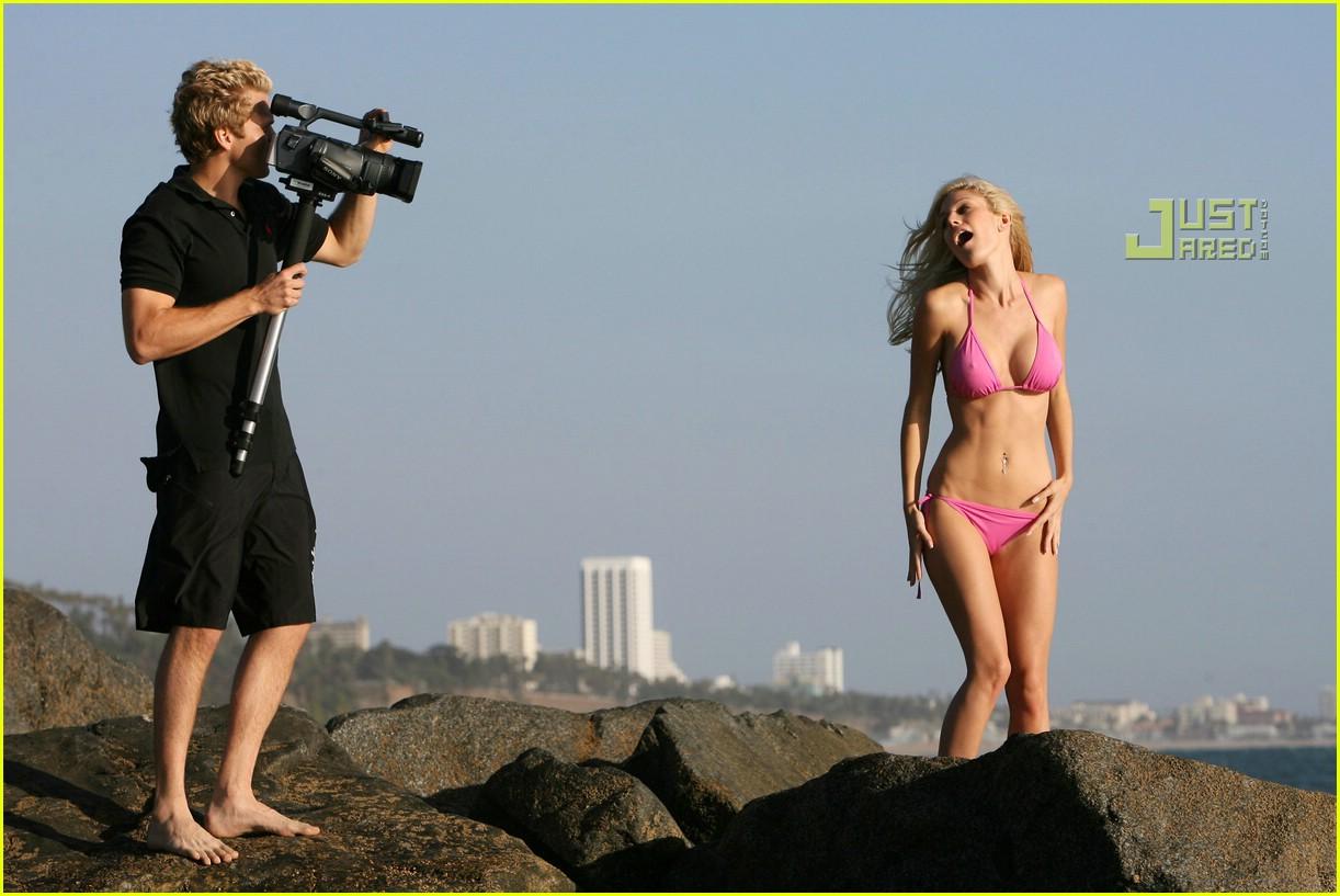 heidi montag bikini video 13