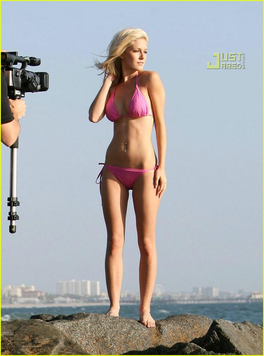 heidi montag bikini video 26