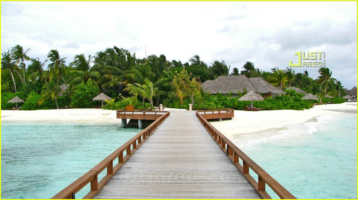 penelope cruz javier bardem maldives 15
