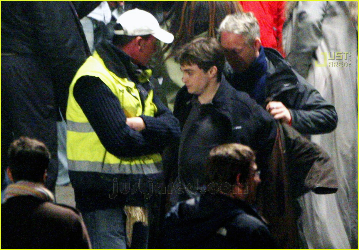 harry potter half blood prince movie set 04