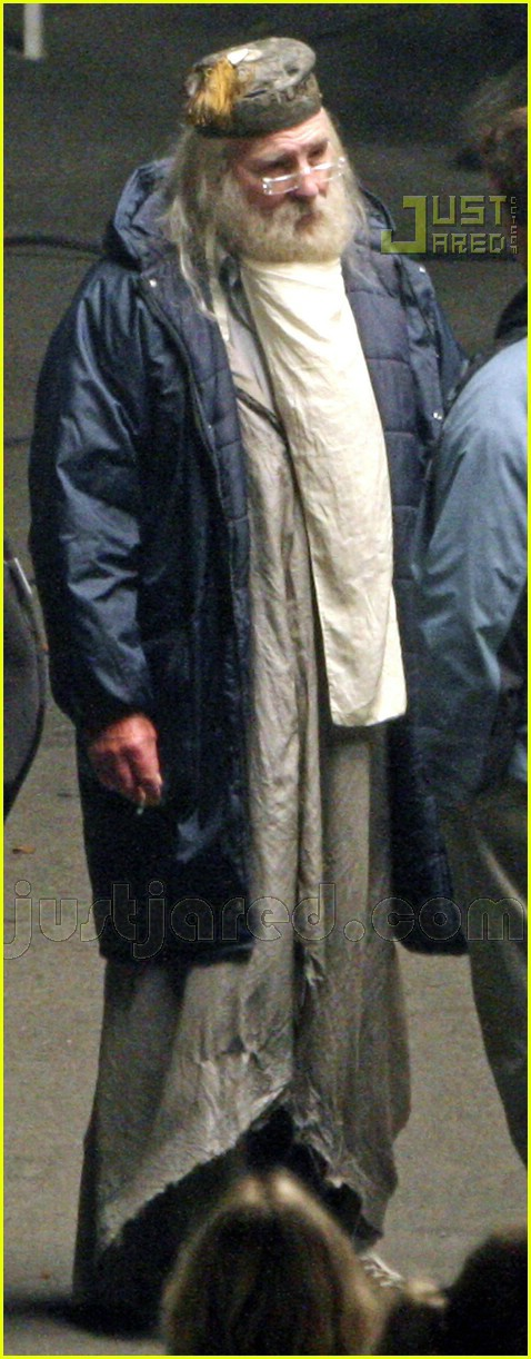 harry potter half blood prince movie set 05