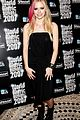 avril lavigne world music awards 2007 05