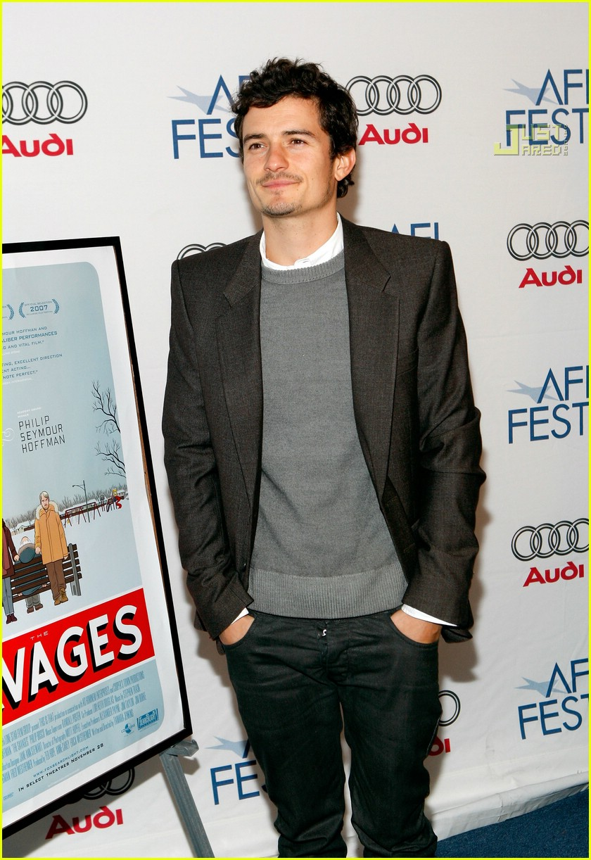 orlando bloom afi fest 2007 13