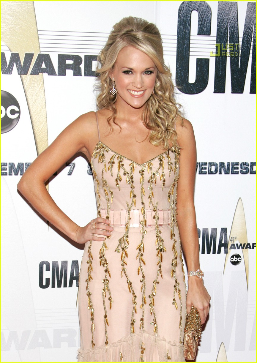 carrie underwood cmas 2007 01