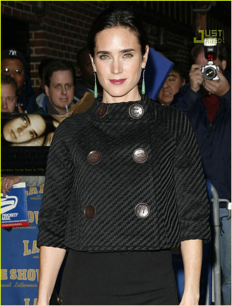jennifer connelly bafta la awards 25
