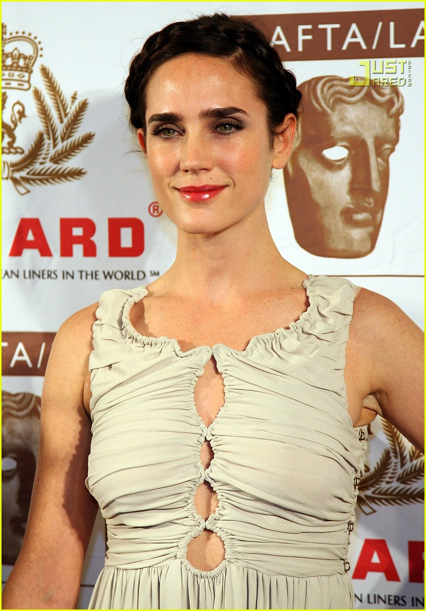 jennifer connelly bafta la awards 31