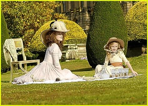 Full Sized Photo of the duchess movie stills 02 | Photo ...