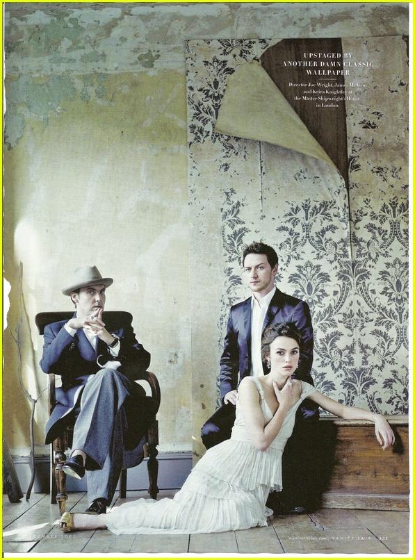 'The Duchess' Movie Stills: Photo 755671 | James McAvoy ...