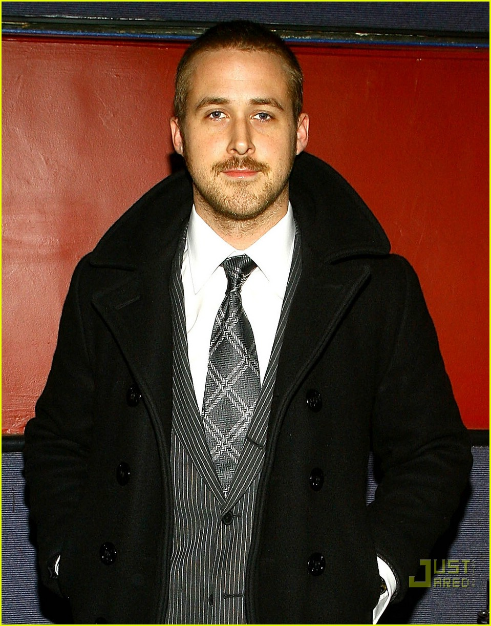 ryan gosling loses the fat 14