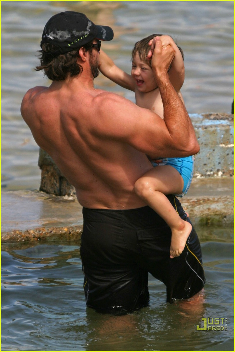 hugh jackman shirtless stallion 08741721