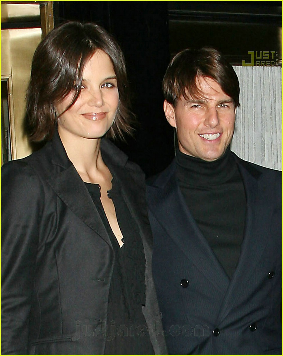katie holmes nyc marathon victory party 25