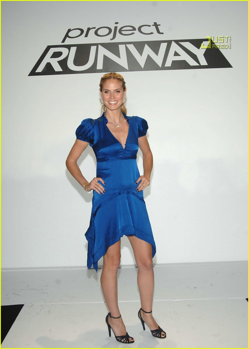 heidi klum season 4 project runway 14