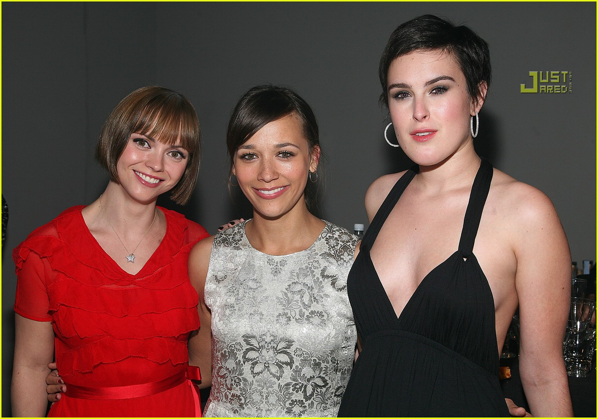 rumer willis zoe kravitz 09
