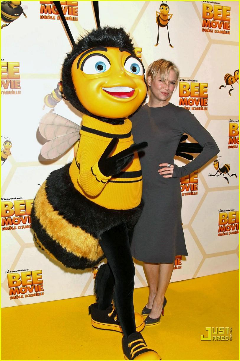 renee zellweger bee movie