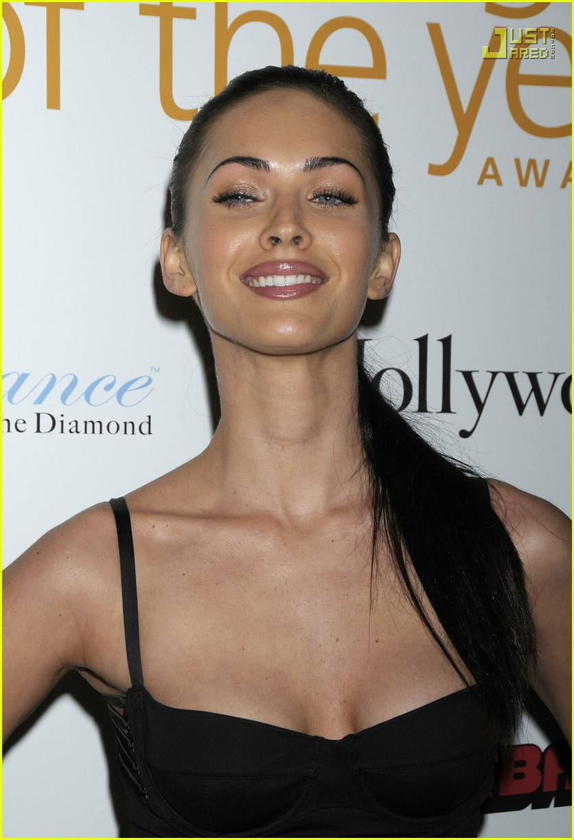 megan fox breakthrough awards 11