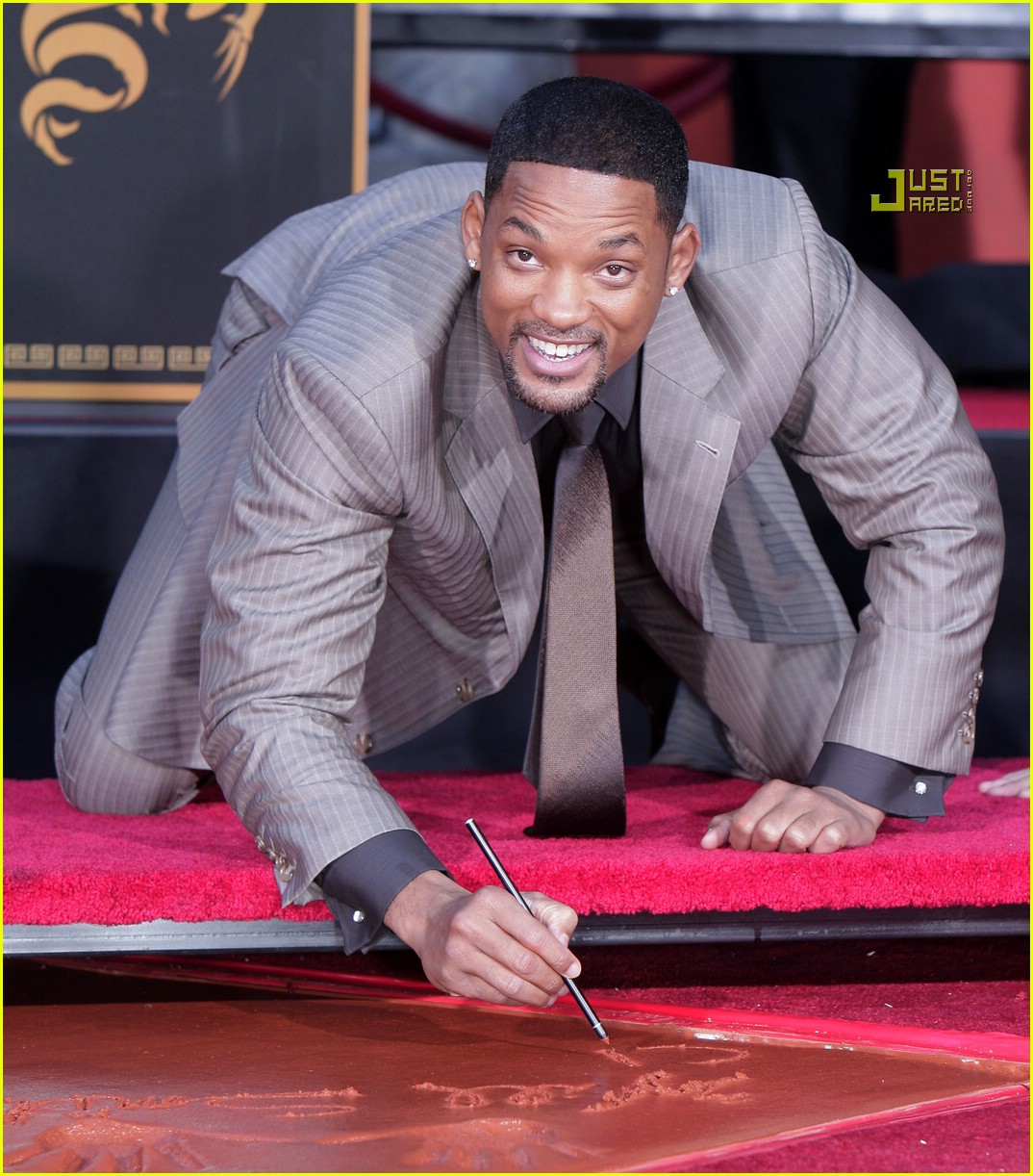 will smith immortalized 43