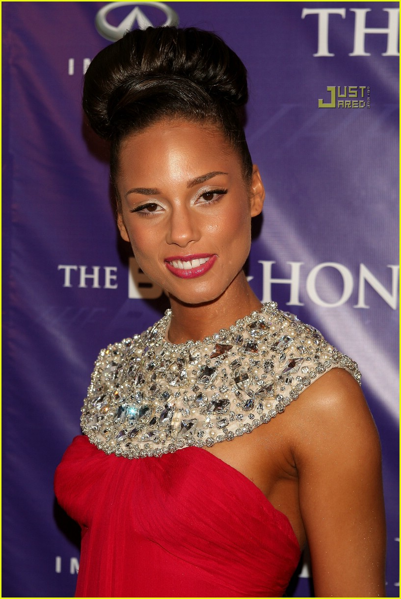 alicia keys bet honors 06