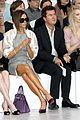 victoria beckham paris fashion week 08