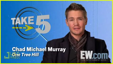 chad michael murray favorite films 02