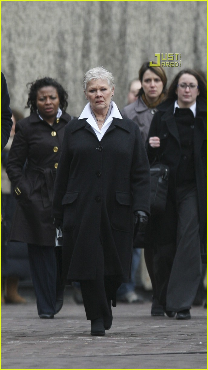 judi dench bond 22 10831671