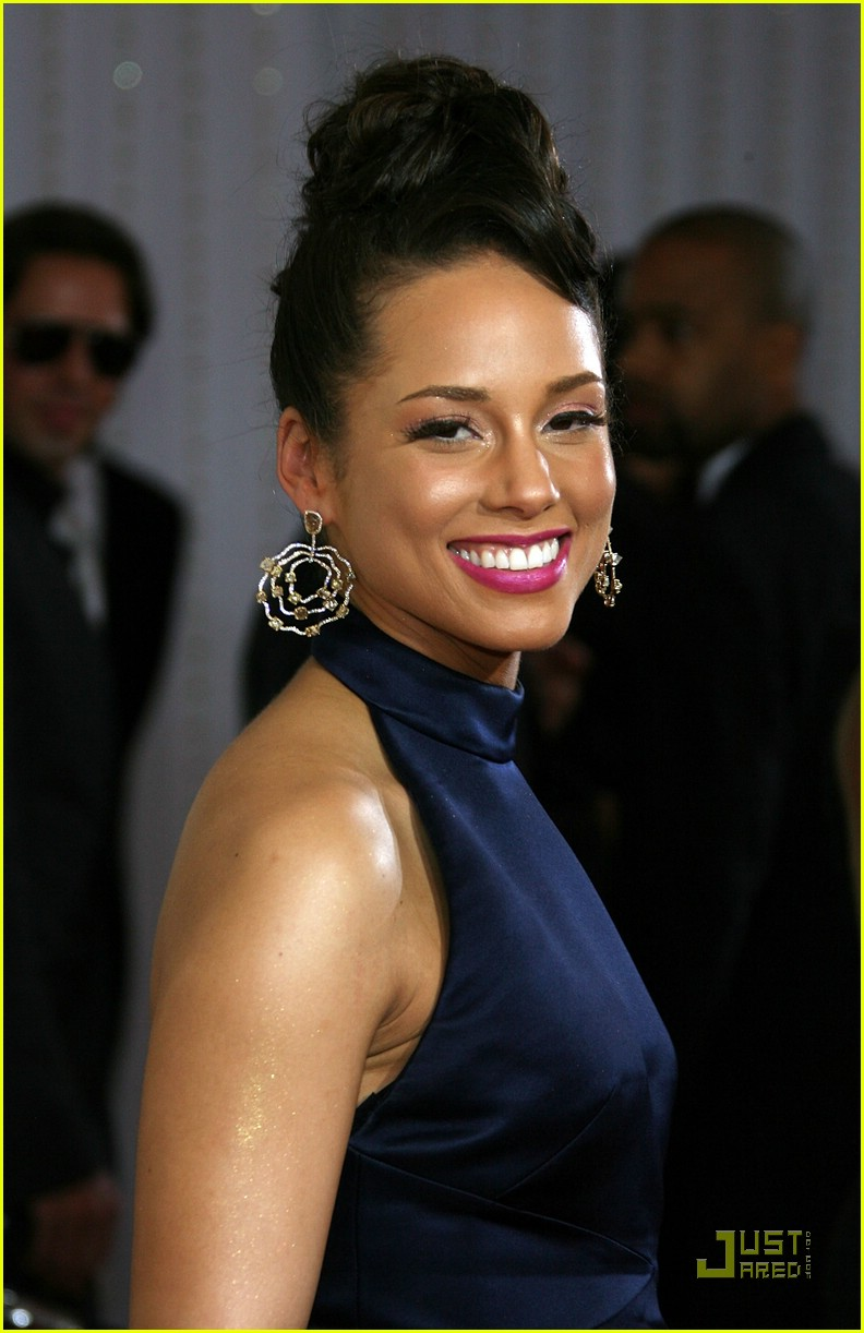 alicia keys grammys 2008 53