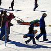 brad angelina ski slopes 02