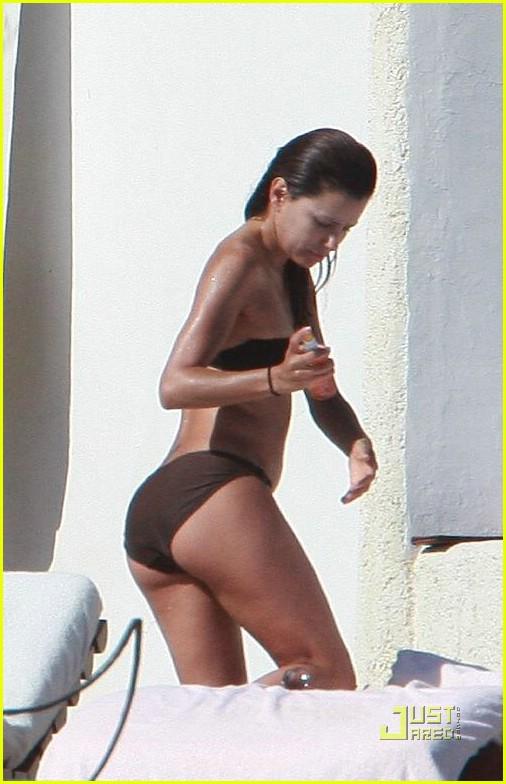 eva longoria bikini 16