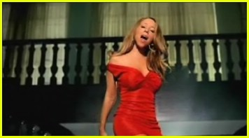 mariah carey touch my body music video 08960241